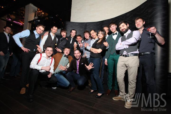 Итоги второй сессии Diageo World Class Russia 2012